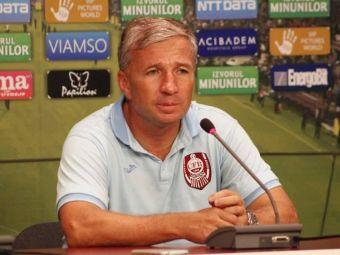 """""""Dan Petrescu VA PLECA, pentru ca sezonul urmator va fi mult mai greu"""". Anuntul soc al unui fost campion cu CFR Cluj"""