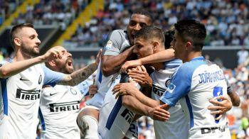 DRAMATIC! Inter Milano prinde Champions League dupa 3-2 cu Lazio! Zenga si Stoian au retrogradat