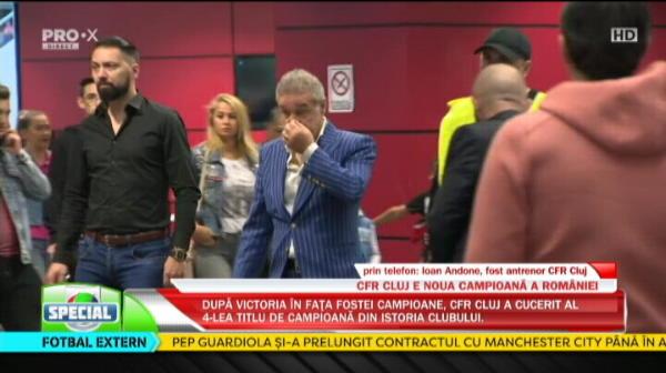 """""""Dan Petrescu si inca 3 transferuri, si CFR poate ajunge in Champions League!"""" Ce spune Andone despre performanta CFR-ului"""