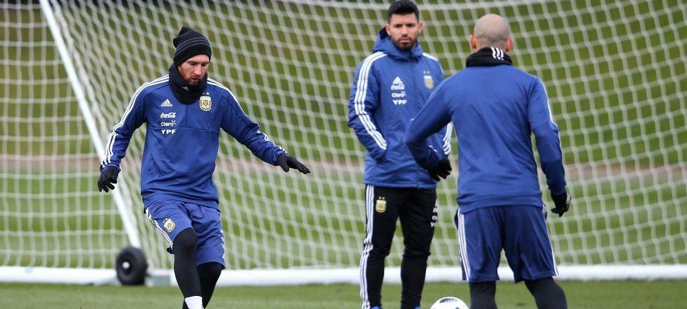 """Inca un SOC inainte de Mondial! Argentina renunta la un golgheter urias la """"ordinul"""" lui Messi! Cum arata lotul pentru """"grupa mortii"""""""