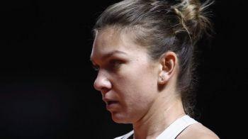 """Umilita in finala de la Roma, Halep a dat o declaratie pentru care e pusa la zid: """"Grozav ambasador, WTA!"""""""