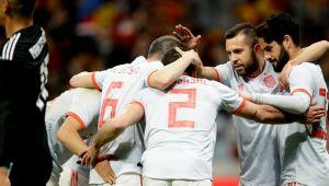 Spania viseaza la titlul mondial cu doar 3 atacanti in lot! Morata si Marcos Alonso, OUT din echipa anuntata de selectionerul Lopetegui! Pe cine a ales