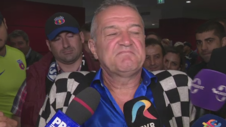 Dumnezeu catre Becali:  Iti dau fotbalisti, dar nu ti-o bag si in poarta!  Cum arata DEZASTRUL FCSB in 2018