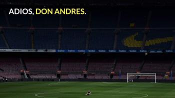 ADIOS, DON ANDRES! Iniesta se desparte de Barcelona dupa 22 de ani! Ce cariera FABULOASA a avut. VIDEO