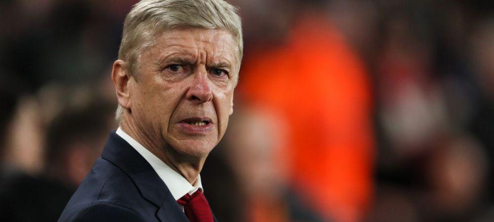 LOVITURA de teatru la Arsenal! Anunt la unison al presei engleze: cine e favorit sa preia echipa dupa plecarea lui Wenger