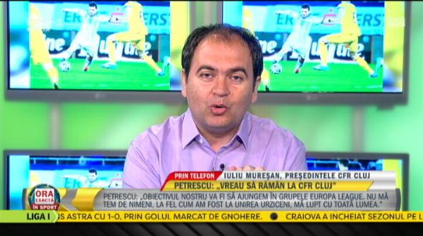 Se face MARELE transfer intre CFR si Steaua?! Raspunsul de ULTIMA ORA al lui Muresan dupa ce Becali l-a oferit pe Budescu