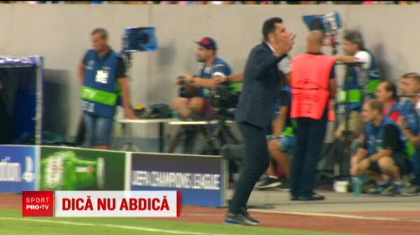 "Piturca, analiza dura pentru Dica: ""N-are nicio scuza, e o bila neagra in cariera lui!"""