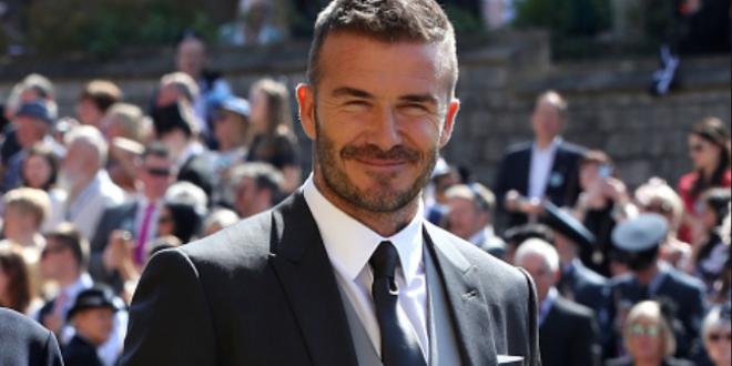 Ce regula a incalcat David Beckham la nunta regala?