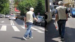 A fost unul dintre cei mai puternici oameni din Romania, acum merge cu o punga goala si admira vitrinele
