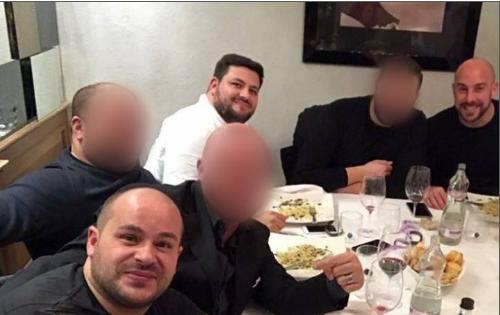 Trei fotbalisti cunoscuti de la Napoli sunt anchetati pentru legaturi cu lumea interlopa! Unul dintre ei risca inchisoarea