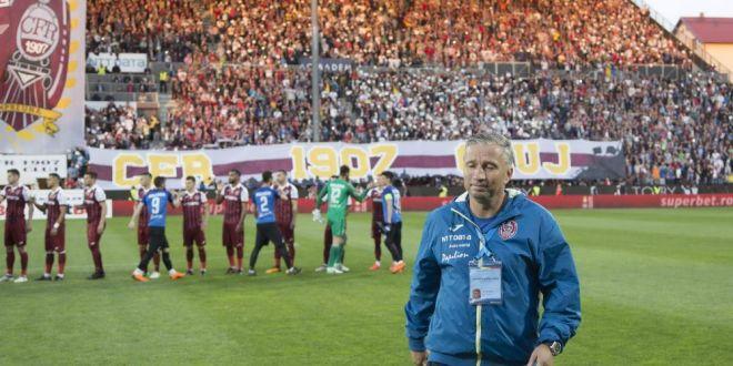 Revolutie la CFR dupa castigarea titlului:  Pleaca 6-7 jucatori!  Decizia FINALA in privinta lui Dan Petrescu