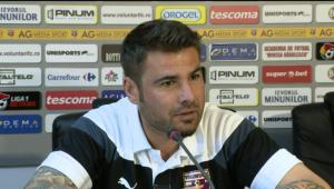 "Mutu isi joaca viitorul cu Dinamo: ""Sa fim atenti, altfel ne luam 4!"" Daca pierde, Voluntari e la retrogradare"
