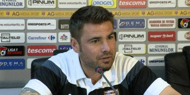 Mutu isi joaca viitorul cu Dinamo:  Sa fim atenti, altfel ne luam 4!  Daca pierde, Voluntari e la retrogradare