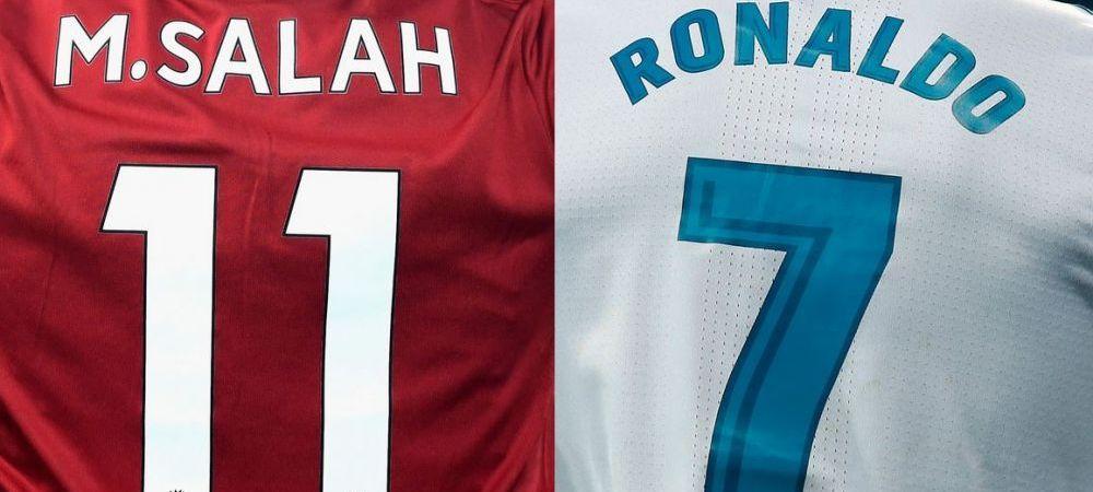 """""""L-ai schimba pe Cristiano Ronaldo cu Mo Salah?"""" Raspunsul neasteptat dat de Zinedine Zidane"""