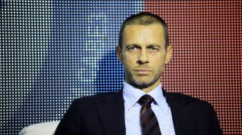 """Presedintele UEFA a explicat motivul pentru care VAR-ul nu va exista in Champions League sezonul viitor: """"Toate regulile trebuie sa fie clare"""""""
