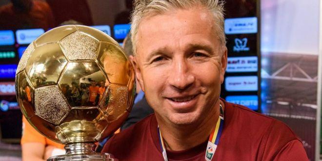 BREAKING NEWS | Intelegere secreta facuta de Dan Petrescu! Echipa cu care proaspatul campion al Romaniei a batut palma, dar la care nu poate ajunge inca. MOTIVUL