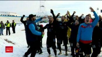 Jucatorii lui Hermannstadt promit sa se intoarca pe jos la Sibiu daca vor castiga Cupa! Craiova - Hermannstadt, finala Cupei Romaniei, e duminica, in direct la ProX