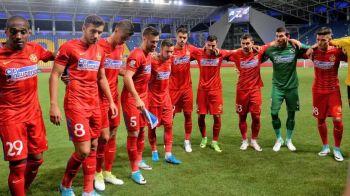 """Primul fotbalist care si-a anuntat plecarea de la FCSB: """"A fost o placere sa fac parte din aceasta echipa"""". Mesajul transmis"""