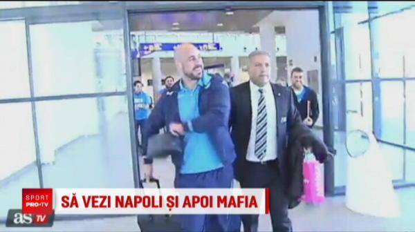 Unul dintre colegii lui Chiriches de la Napoli, acuzat de legaturi cu mafiotii Camorra! Jucatorul va merge la Mondial