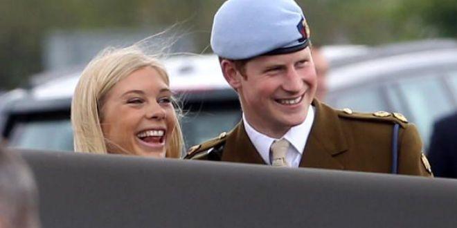 Reactia fostei iubite a Printului Harry de la nunta regala a ajuns virala pe internet