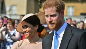 Prima aparitie publica dupa nunta a printului Harry si a lui Meghan Markle
