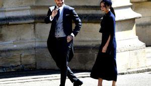 David a lasat-o pe Victoria pentru o pustoaica celebra. Imaginile de la nunta regala spun totul