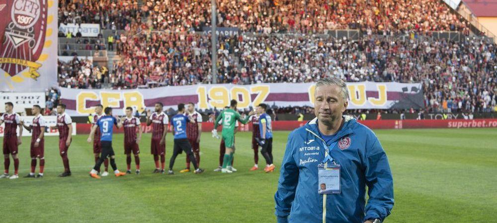 """""""Shadow players!"""" Gabriel Chirea despre cele 15 FANTOME din lotul campioanei CFR Cluj"""