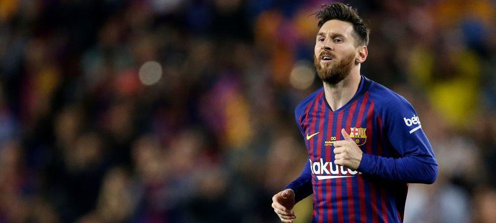 """Declaratie surprinzatoare a presedintelui Barcei! Messi, pus la punct: """"Nu este el cel care decide transferurile la Barcelona!"""""""