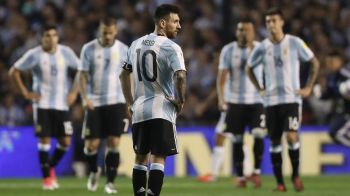 Telenovela la nationala Argentinei inainte de Mondial! Sotia unui jucator acuza selectionerul ca face convocarile pe PILE. VIDEO