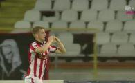 """Dinamo 2-0 Voluntari! """"Cainii"""" defileaza in Play Out, Voluntariul lui Mutu se indreapta catre barajul pentru evitarea retrogradarii"""