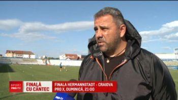 Sibienii vor sa primeasca trofeul Cupei din mana lui Iohannis! Craiova - Hermannstadt e duminica, ora 21:00, in direct la ProX