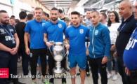 Cupa a ajuns la Craiova inca dinaintea finalei! Oltenii s-au pozat cu trofeul si au cantat ca si cum ar fi deja a lor | CSU Craiova - Hermannstadt, duminica, 21:00, la PRO X
