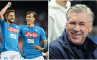 OFICIAL | Socul verii: Carlo Ancelotti, noul antrenor al lui Chiriches la Napoli! Viitoarea destinatie a lui Sarri e inca necunoscuta