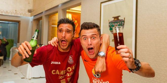 Planul ultrasecret de la CFR a fost devoalat! Schimbarile pregatite la noua campioana a Romaniei: de la presedinte pana la antrenor!