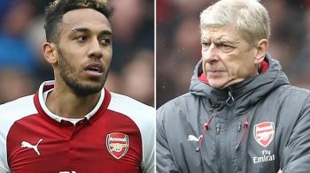 """Jucatorul luat de Wenger pe 70.000.000 euro l-a """"injunghiat pe la spate"""". Declaratie neasteptata a lui Aubameyang despre omul care se confunda cu istoria lui Arsenal"""