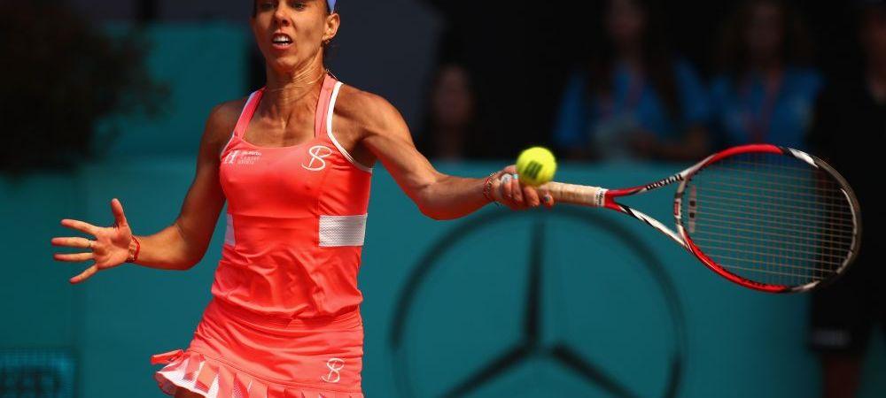 Mihaela Buzarnescu, la a treia semifinala a anului! Calificare fantastica la Strasbourg, dupa un meci perfect