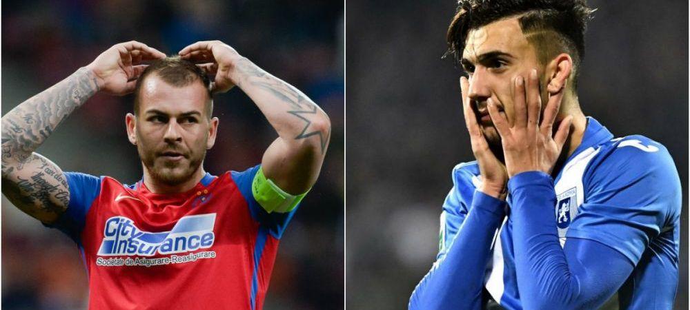 Drum deschis pentru schimbul verii in fotbalul romanesc: Alibec in Rusia, Ivan in Liga I. Cinci motive pentru care mutarea nu pare deloc SF