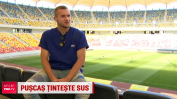 Puscas, surpriza lui Contra pentru meciurile cu Chile si Finlanda! Atacantul trage tare pentru a fi pastrat in lotul lui Inter si viseaza la EURO 2020