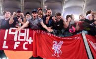 Lectie de nebunie! Unii o iau prin Vietnam, altii schimba 10 trenuri sau 7 zboruri ca sa o vada pe Liverpool in finala Champions League