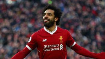"""""""Salah?! IL IUBESC! E fantastic"""". Reactia fabuloasa a lui Ronaldo inaintea finalei Ligii Campionilor. Cu cine l-a comparat pe egipteanul lui Liverpool"""