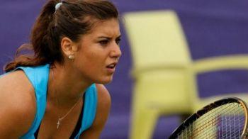 Rateaza Roland Garros? Probleme pentru Sorana Cirstea: a abandonat meciul cu Riske dupa ce s-a accidentat