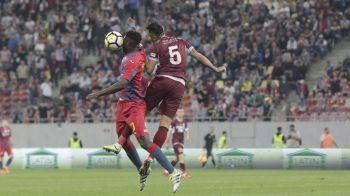 CSA Steaua si Academia Rapid lupta pentru promovare! Rapid 4-0 FC Tricolor; PAS GREIST: Steaua, 1-1 cu Dinamo! CLASAMENT PLAYOFF
