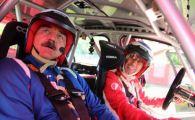 """Ionut Popa, copilotul lui Mihai Leu la Raliul Aradului: """"I-am zis sa opreasca masina dupa 30 de secunde"""""""