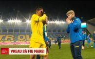 """Joaca in Anglia, dar vrea la FCSB: """"Au echipa buna!"""" Fiul unui jucator de Mondial asteapta convocarea lui Contra"""