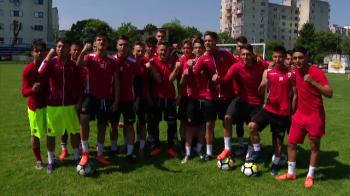 FCSB - Dinamo, finala Cupei U19, duminica, PROX | Micii dinamovisti promit spectacol: Bratu a trimis jucatori de la echipa mare!