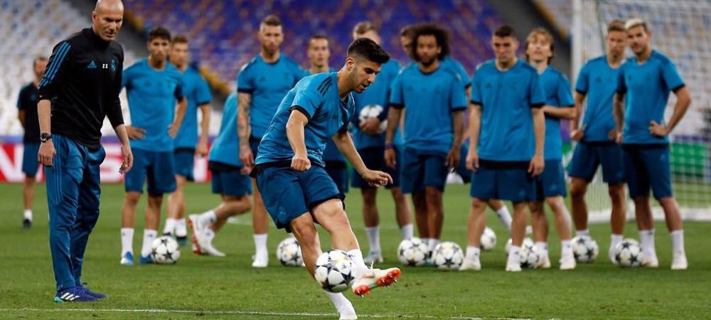INFORMATIA MOMENTULUI in ziua finalei Champions League: Real a refuzat DOUA oferte de 150 de milioane pentru Asensio!