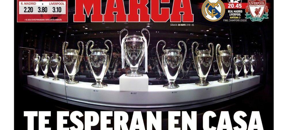 """""""Linia 13 duce la GLORIE!"""" Marca a facut HARTA marilor victorii ale Realului. Liga e asteptata ACASA"""
