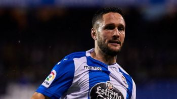 Mesajul emotionant al lui Andone la despartirea de Spania! Ce le-a scris fanilor lui Deportivo