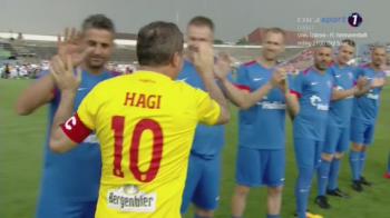 Nesu a UNIT fotbalul din Romania! Hagi, Popescu, UEFAntasticii Stelei si vedetele viitorului in aceeasi echipa! Imagini INCREDIBILE de la Oradea