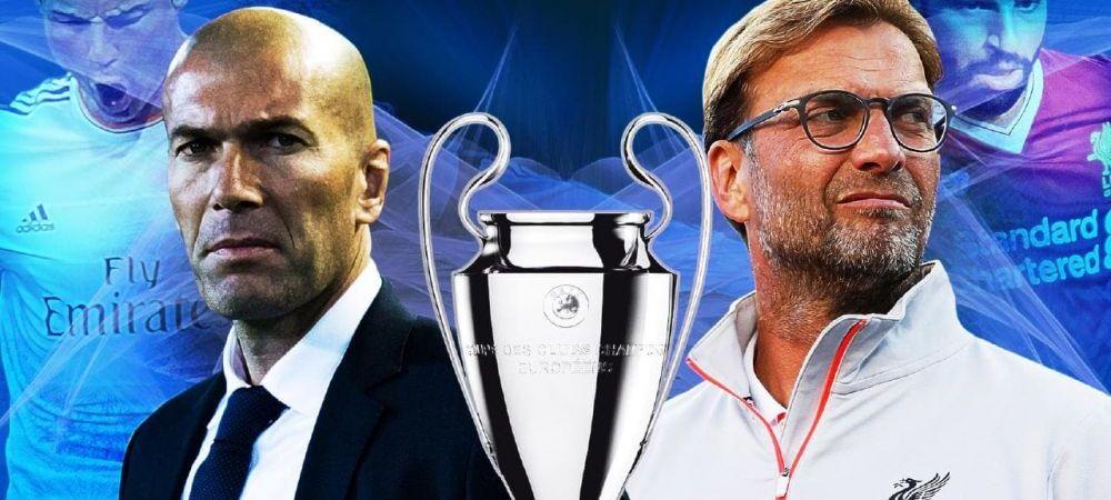 Real Madrid - Liverpool, 21:45, PROTV | Prezentare finaliste: DOMINATIE TOTALA pentru Madrid sau renasterea unui club istoric?